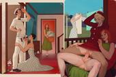 InCaseArt - Futanari and Fantasy Artwork Collection