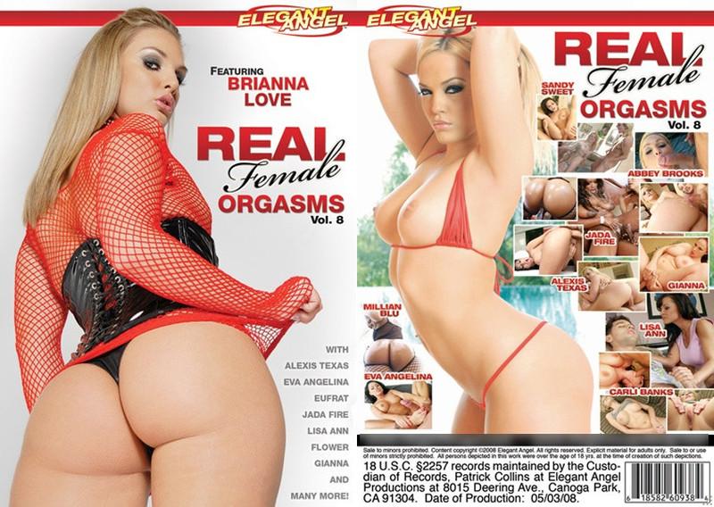 Real Female Orgasms 8 (2008)