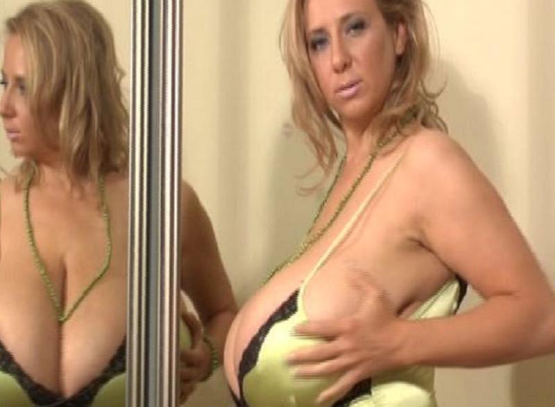 Abbi sexy tits