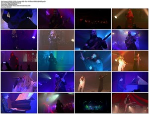 Lacuna Coil - The 119 Show - Live In London (2018) [BDRip 1080p]