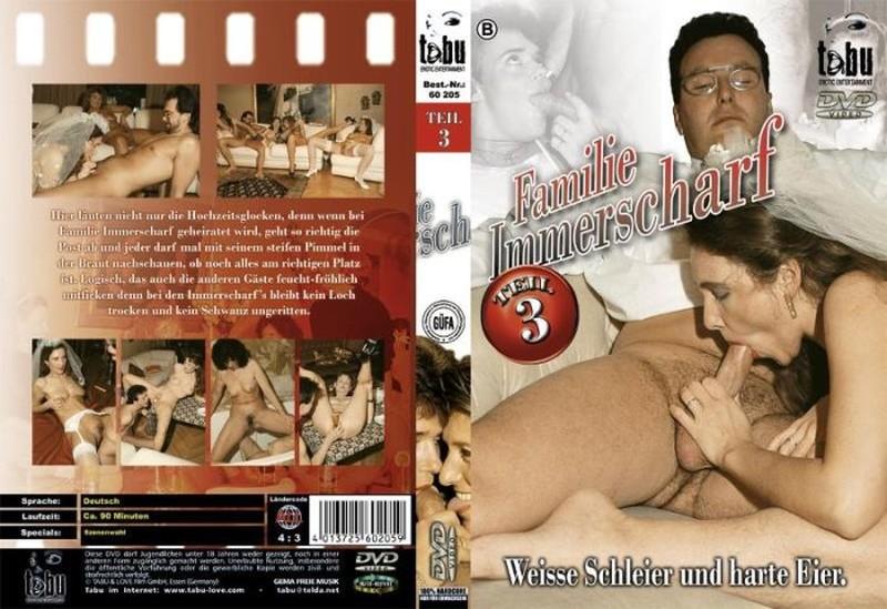 Familie Immerscharf 3: Weisse Schleier Und Harte Eier (1995)