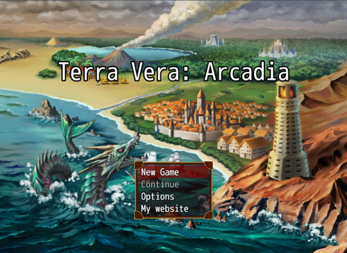 Arcadia - Terra Vera - Version 0.1