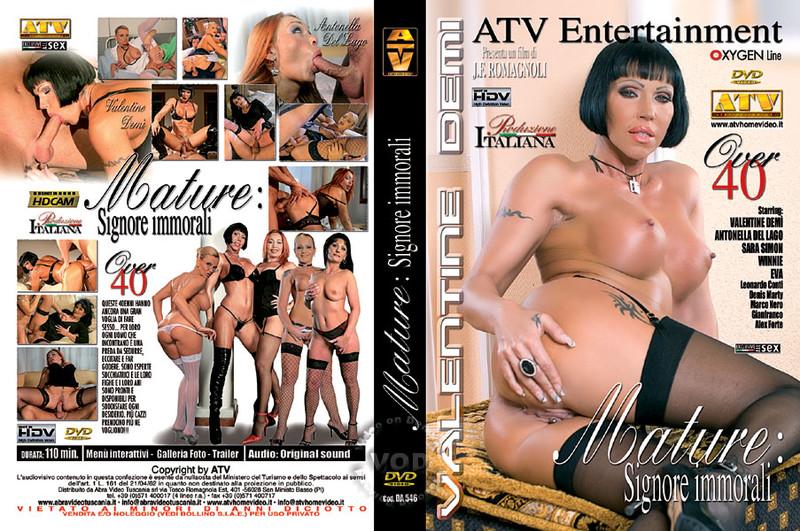 Mature: Signore Immorali (2009)