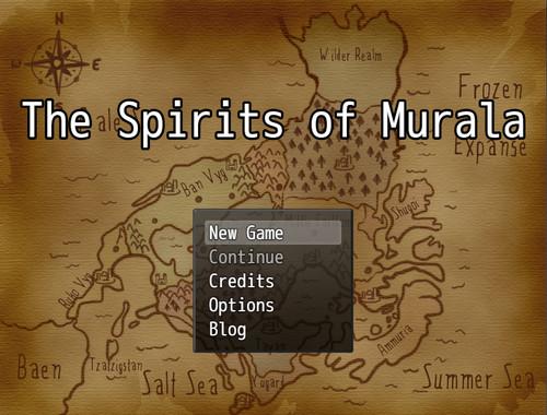 Asphaltoid - The Spirits of Murala - Version 0.16