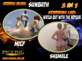 PigKing - Sunbath