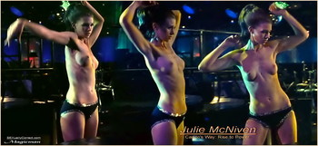 Julie mcniven nude are