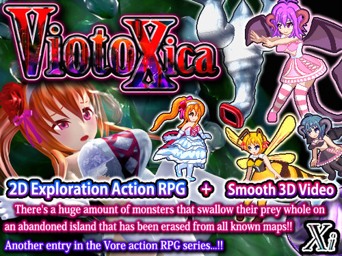 Xi - ViotoXica -Vore Exploring Action RPG- - Completed
