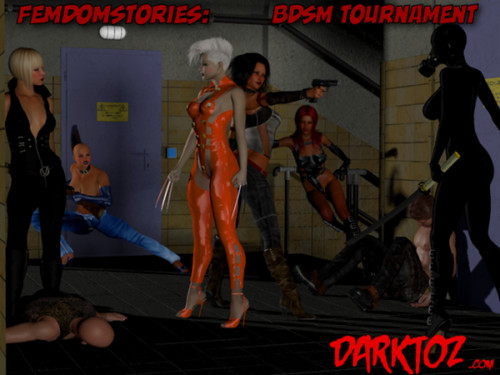 Darktoz - Femdomstories: BDSM Tournament - Version 1.0 Completed
