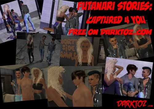 Darktoz - Futanari Stories: Captured 4 You - Version 1.0 Completed