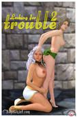 Otakusexart - Kia Azad - Looking for Trouble - Part 2