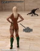 Captured-Heroines - Storm Guardian - First Patrol