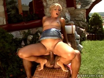 Sylvia Laurent - Sylvia likes cocks