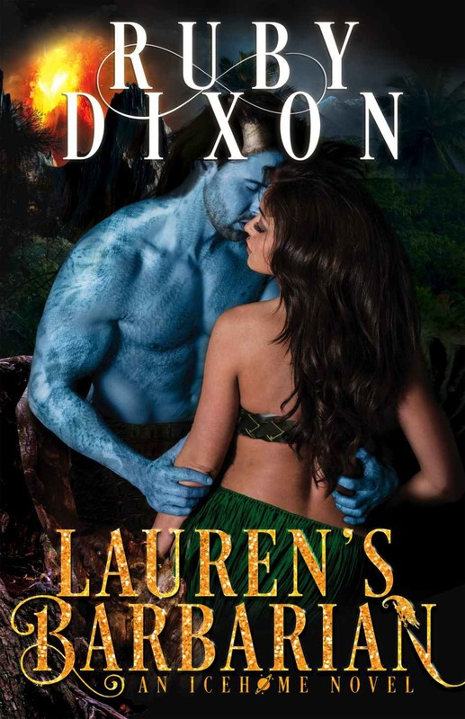 Lauren's Barbarian – Ruby Dixon