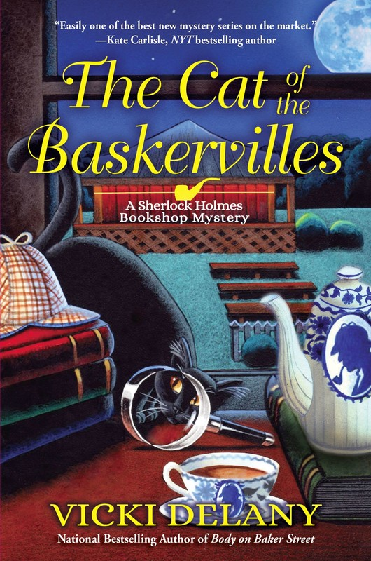 The Cat of the Baskervilles – Vicki Delany