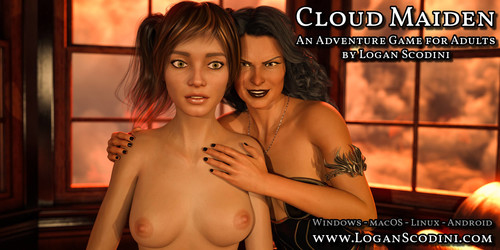 Logan Scodini - Cloud Maiden - Version 0.3