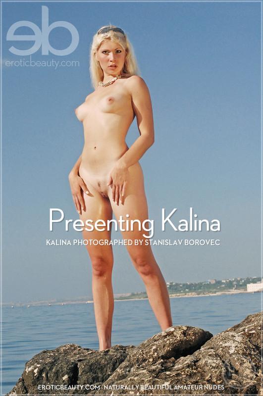 Kalina - Presenting Kalina (01-12-2018)