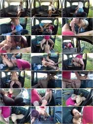 FakeTaxi: Lyen Parker - Sexy passenger fucks for free lodge [1080p]