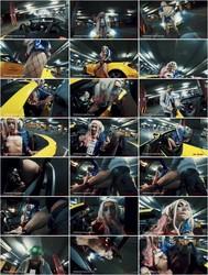 ManyVids: Mia Bandini - PUBLIC FUCK WITH HORNY HARLEY QUINN [1080p]
