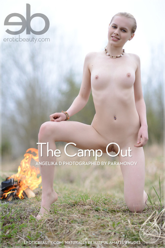 Angelika D - The Camp Out (03-12-2018)