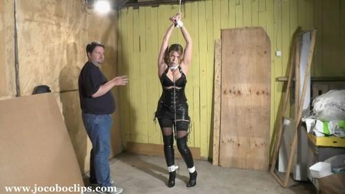 Tied & Fucked In Ballet High-Heels - Part 1 of 2