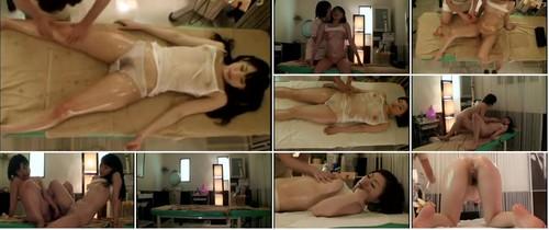Frantic dirty sexy horny Japanese Lesbian Massage Sex.mp4