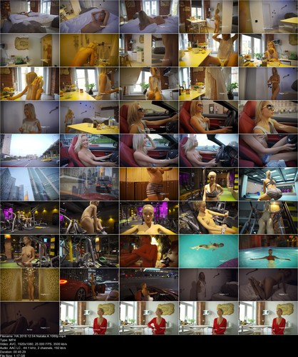[Hegre-Art] A Day In The Life of Natalia A - idols