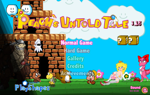 Ivan Aedler - Mario Is Missing - Peach's Untold Tale - Version 3.48