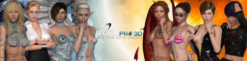 ASLPro3D - Wicked Choices: Book One - Version 1.0 Completed + Compressed Version + Walkthrough