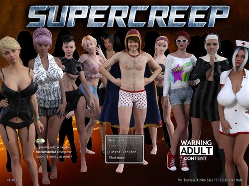 Boner - SuperCreep - Version 0.051