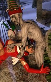 Zombie Hunter Xmas