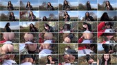 Russian Waitress Fucked in Public / Jessica Lincoln [Deep Throat, Swallow, All Sex, 1080p, HDRip]