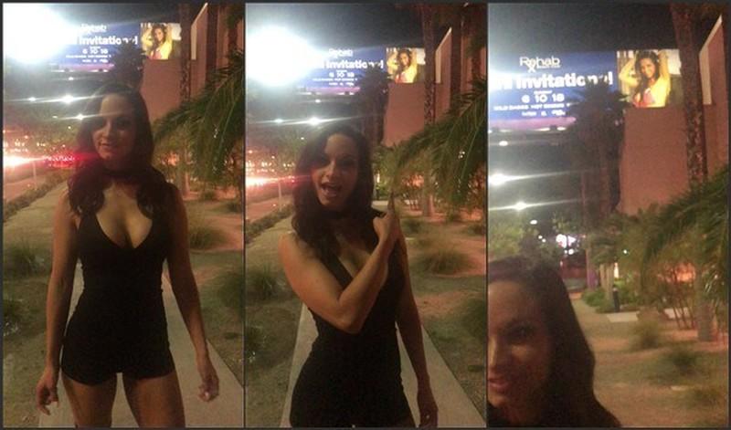 On a bunch of billboards in Vegas   - ashleysinclair0 - OnlyFans.com