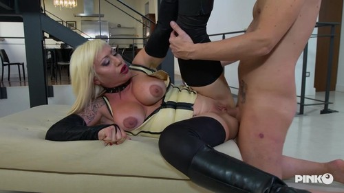 Mistress Gets Buggered By Her Slave  [FullHD]