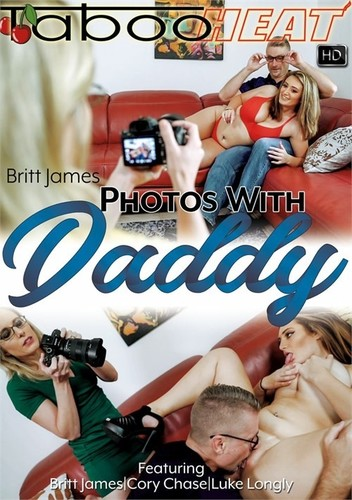 Photos With Daddy - Cory Chase, Britt James (TabooHeat.com-)