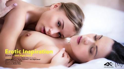 Aislin amp Alyssa Reece - Erotic Inspiration Episode 1 - One Night Stand -  (VivThomas.com-)