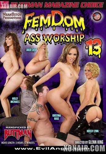 Femdom Ass Worship # 13  - Kristina Rose, Kyle Stone, Krissy Lynn, Holly Michaels, Julie Cash, Jack Vegas, Deviant Kade (Evil-2012)
