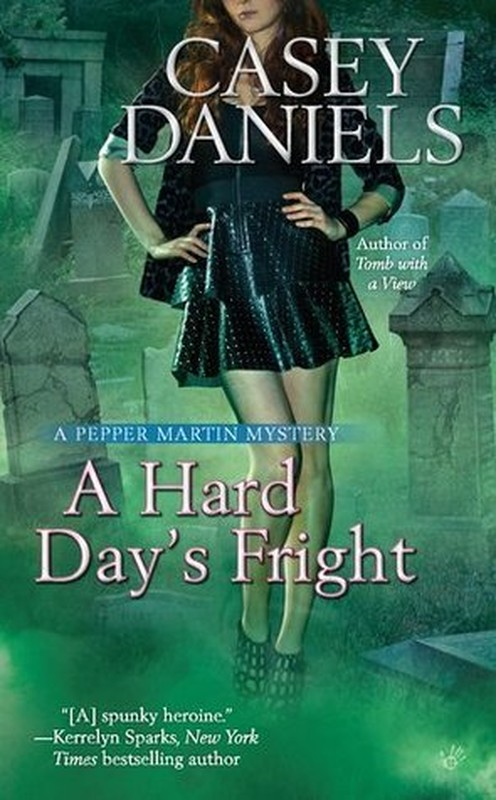 A Hard Day's Fright – Casey Daniels