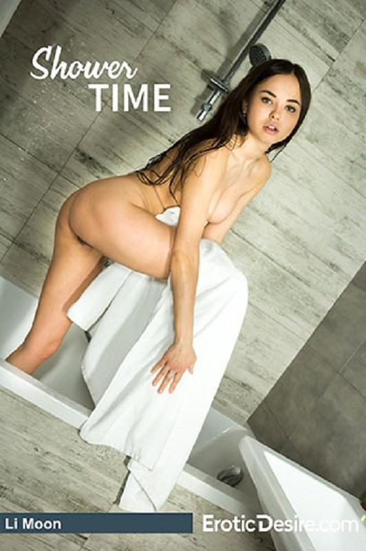 Li Moon – Shower Time  MP4 (18-06-2018)