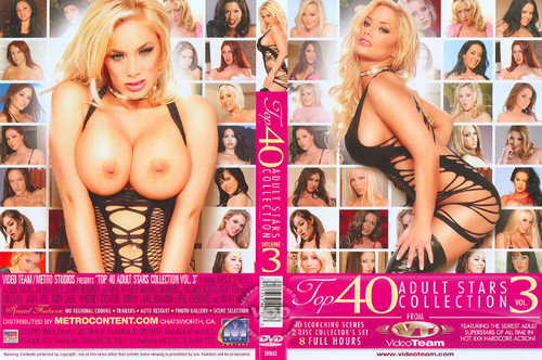 Top 40 Adult Stars Collection Vol 3