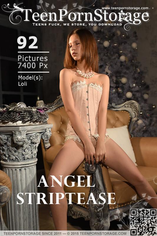 Loli - Angel Striptease (х92)