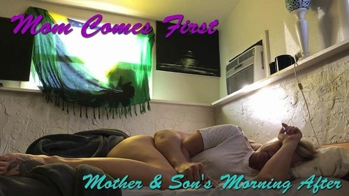 Mother & Son's Morning After  [FullHD]