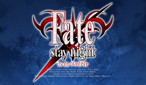 Type-Moon - Fate/Stay Night - Completed