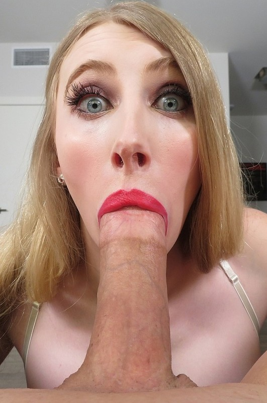 Janelle Fennec Gorgeous Blonde Gets A Face Full Of Cum (11 December 2018)