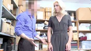 Shoplyfter Chanel Grey