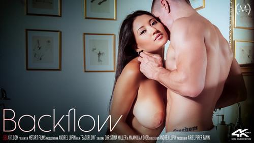 title2:SexArt Cristina Miller & Maxmilian Dior Backflow - idols