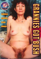 tztsq6iawsvc - Grannies Got Bush - Hairy