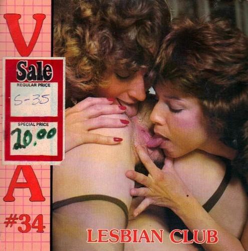 Lesbian Club (1970s) VHSRip