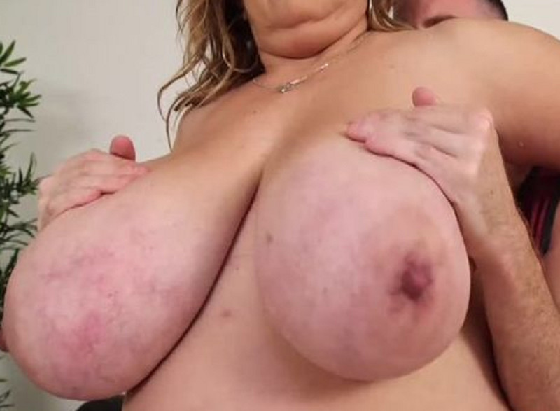 Cami Cooper BBW Cougar Pussy