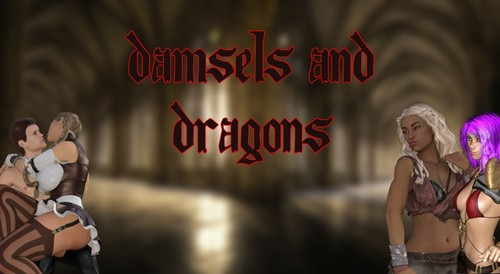 Amaraine - Damsels and Dragons - Version 1.08