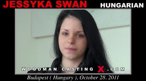 [WoodmanCastingX / PierreWoodman] JESSYKA SWAN - Casting X 103 (03.04.2014 ) [Anal, Rough Sex, Hardcore, Talking, Casting]